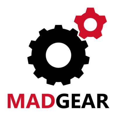 Mad Gear Games Logo