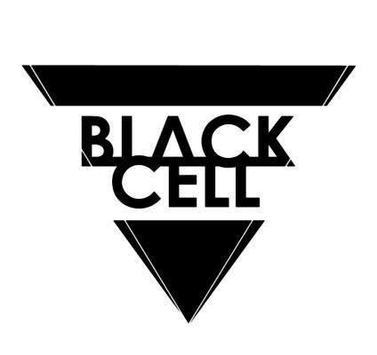 Black Cell Logo