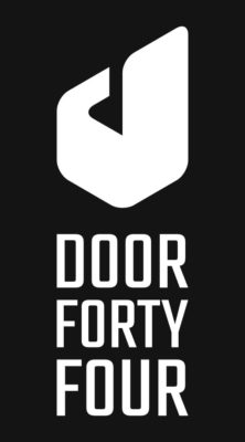 doorfortyfour Logo