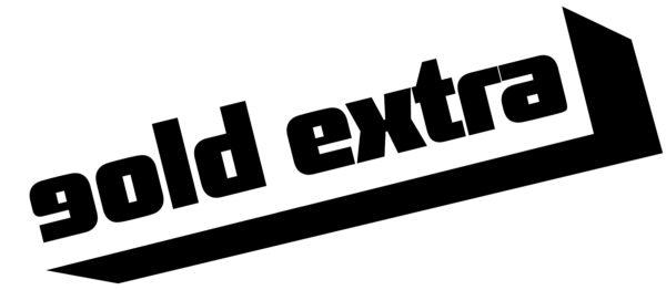 gold extra Logo