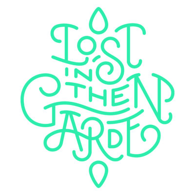 Lost in the Garden Logo